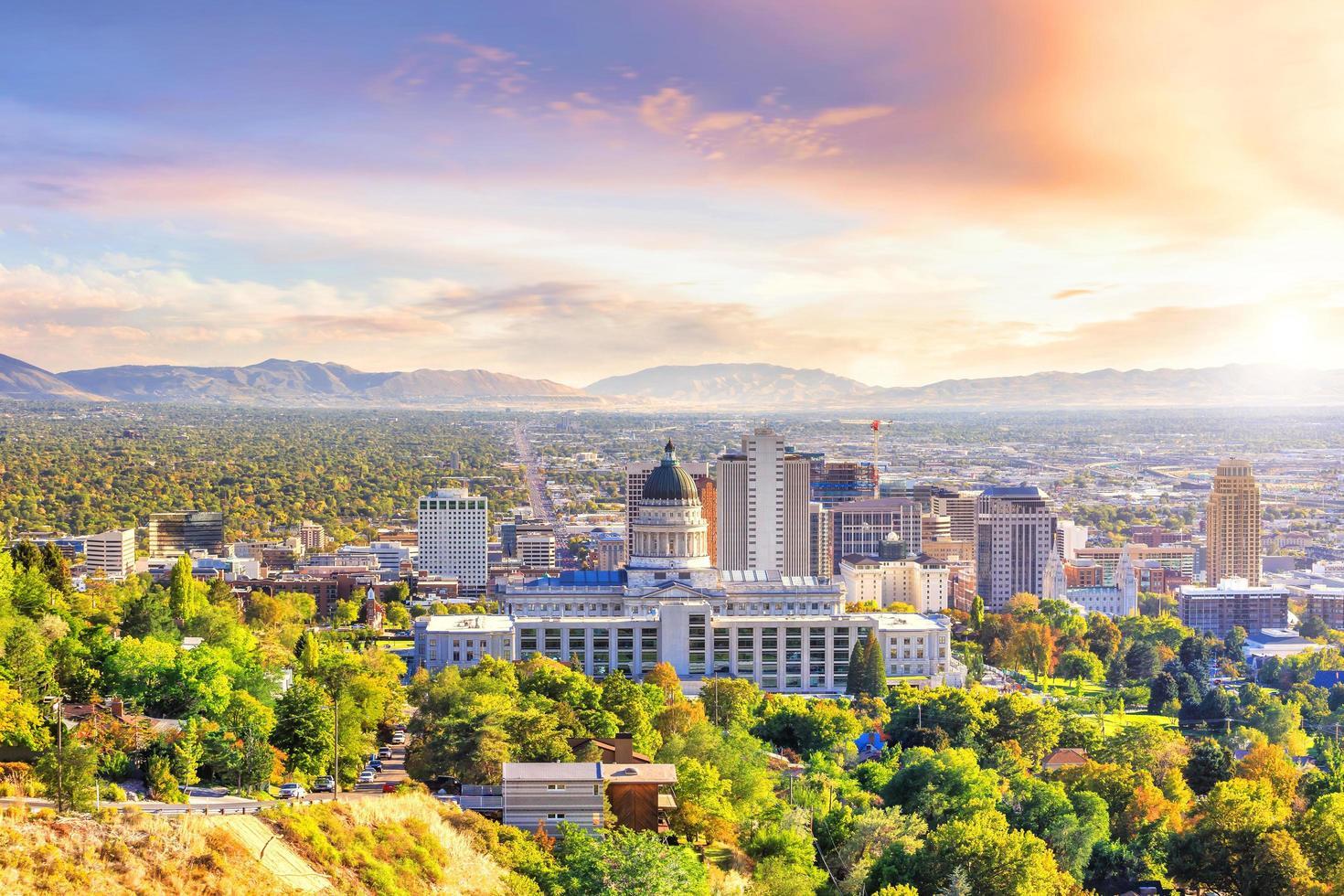 Salt Lake City, Utah foto
