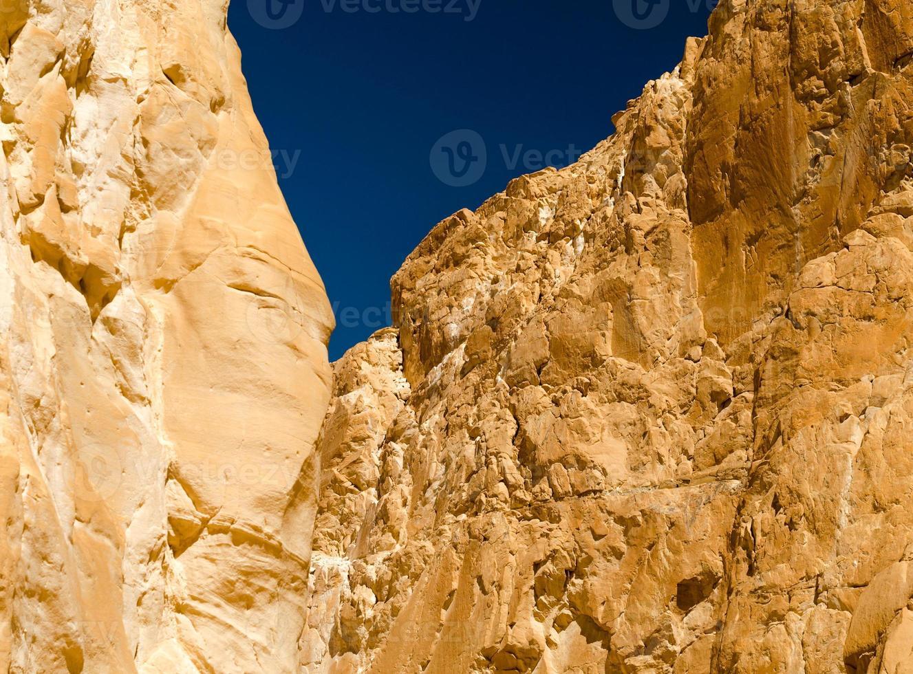 rots en lucht foto