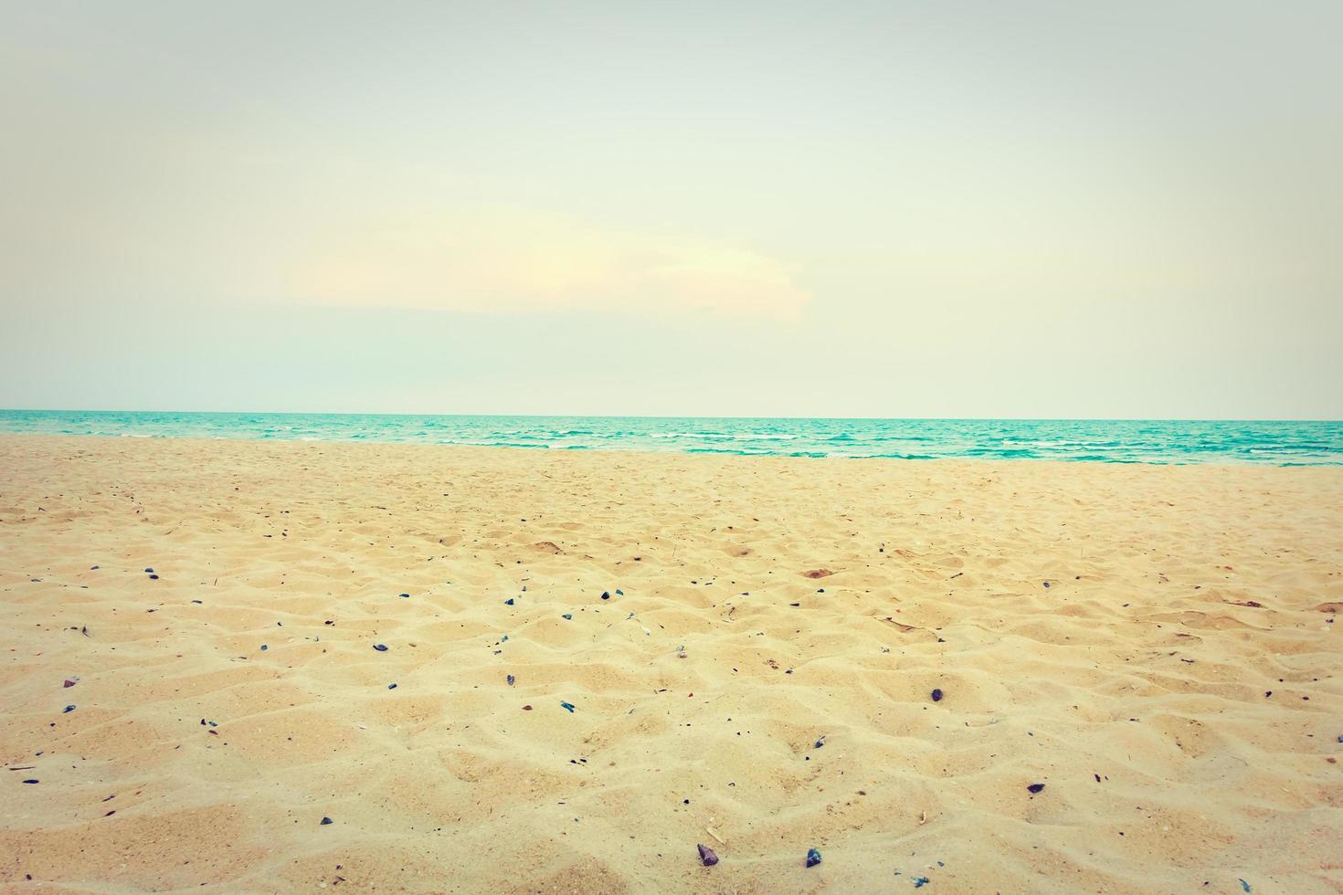 zand op het strand foto
