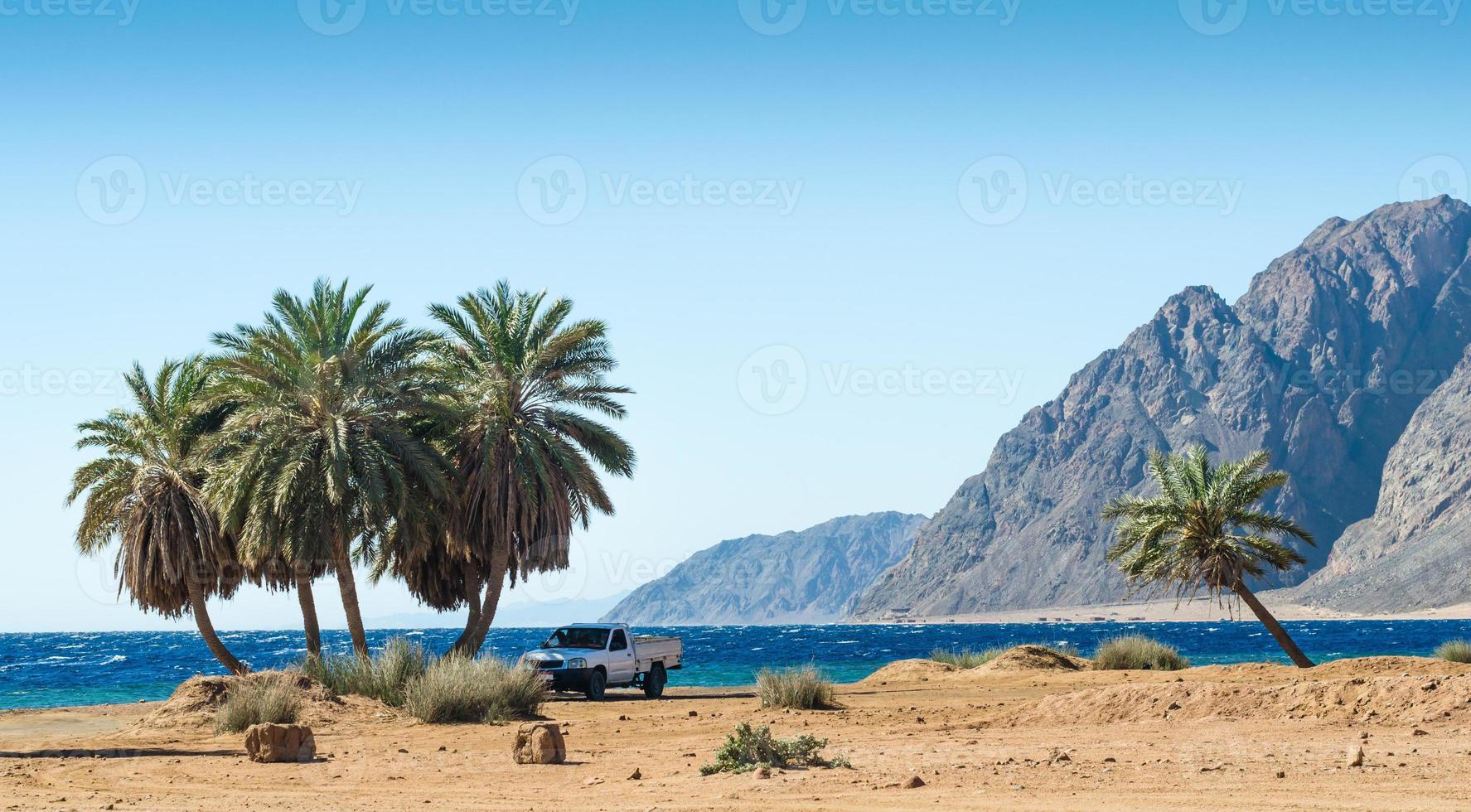 ophalen op het strand foto