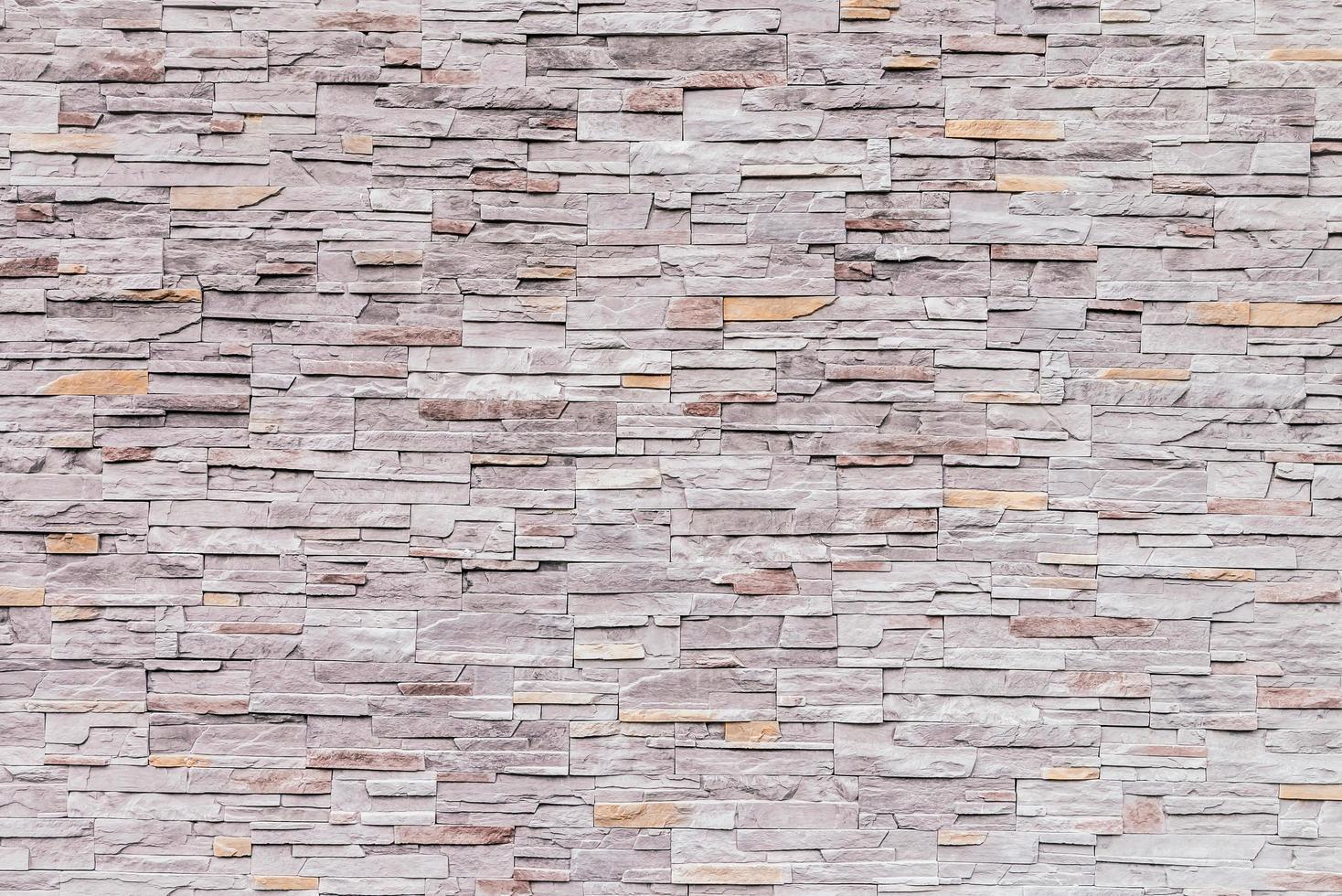 bakstenen muurtexturen foto