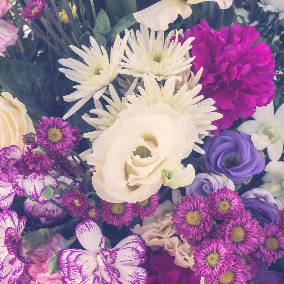 mooie bloemachtergrond foto