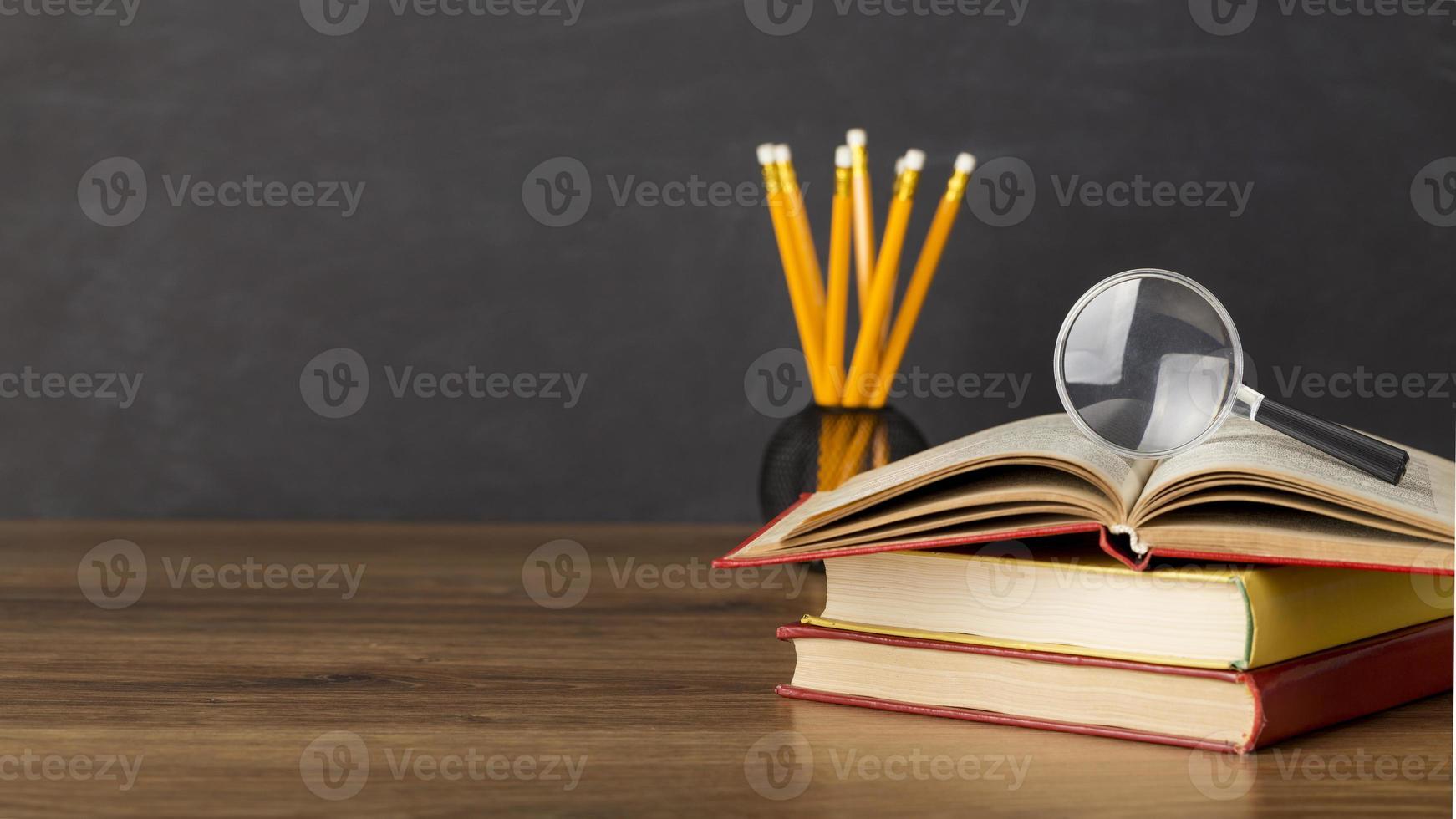 onderwijsdagassortiment met exemplaarruimte foto