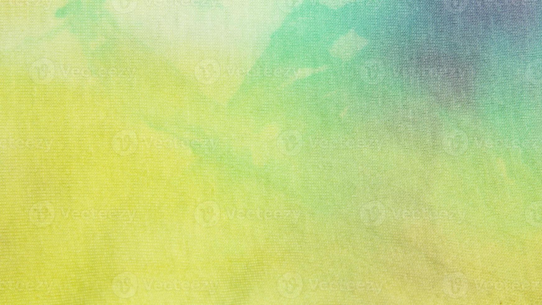 kleurrijke tie dye stof textuur foto