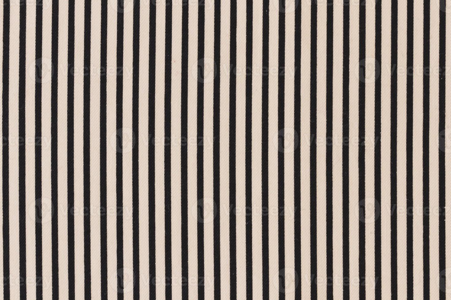 zwart gestreept patroon crème achtergrond foto