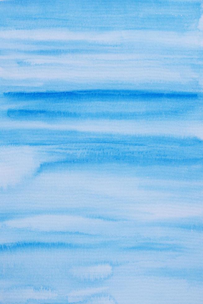 het bovenaanzicht aquarelpapier foto