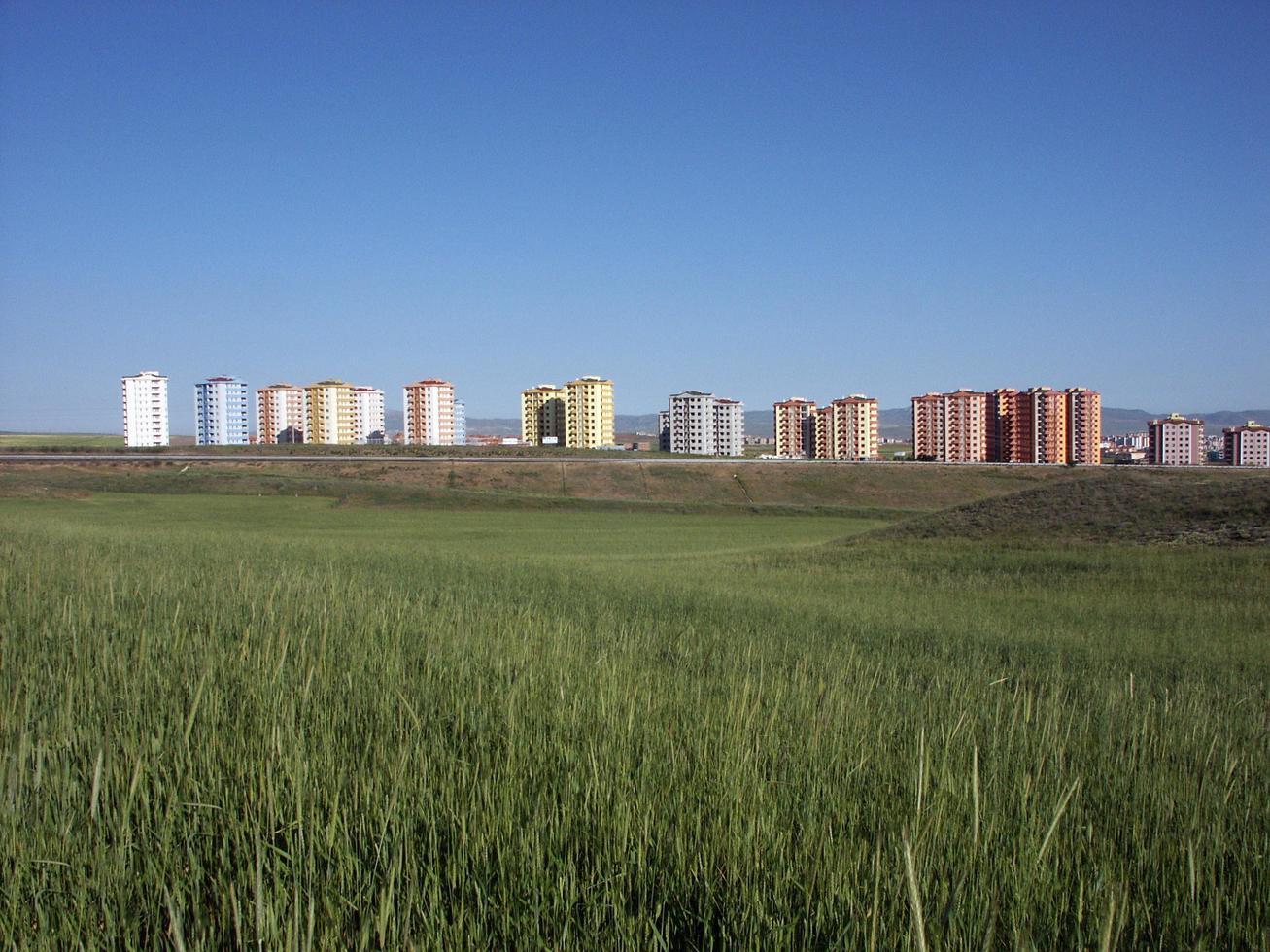coöperatieve gebouwen voor volkshuisvesting foto