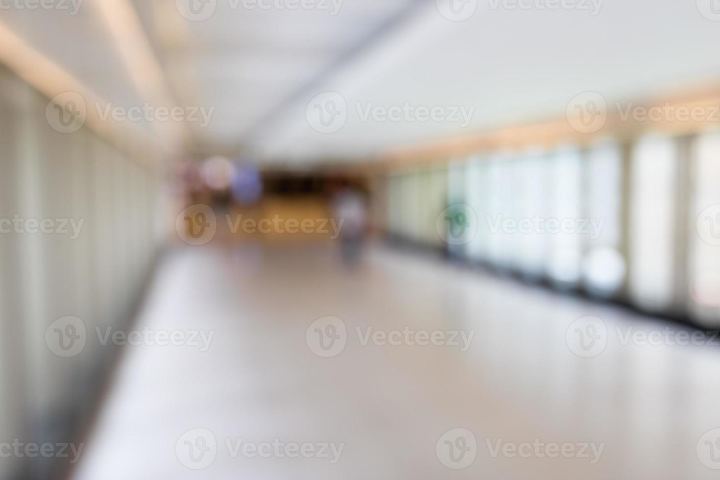 abstracte achtergrond van winkelcentrum foto