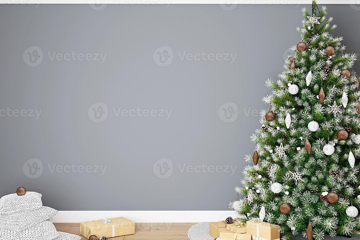kerst mockup achtergrond -307 foto