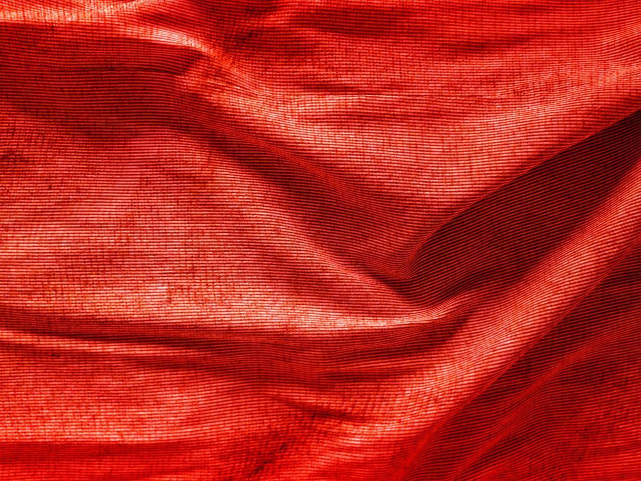 textuur van gekleurde doek foto
