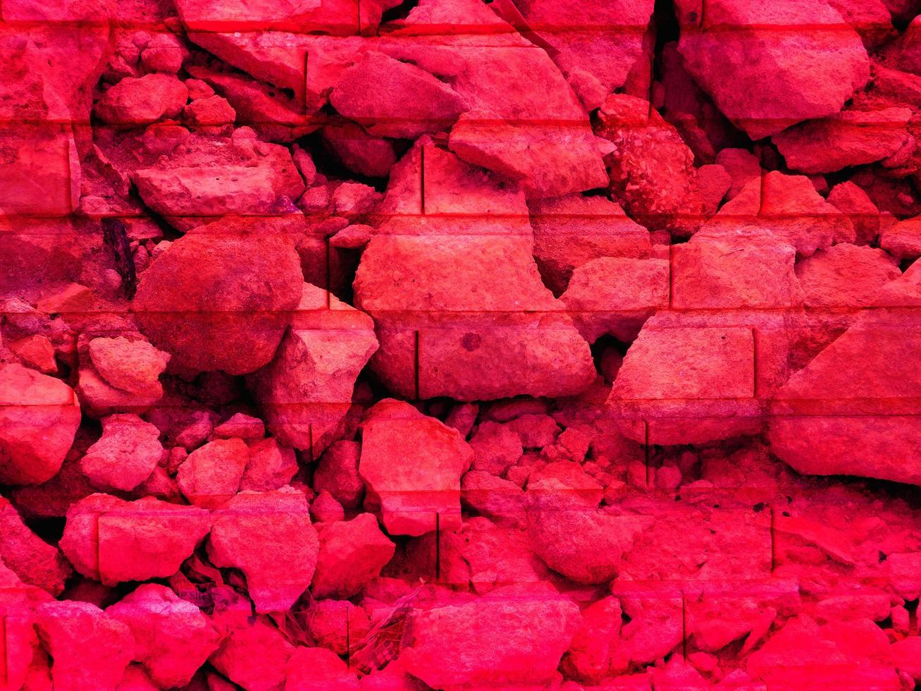 paarse steen textuur foto
