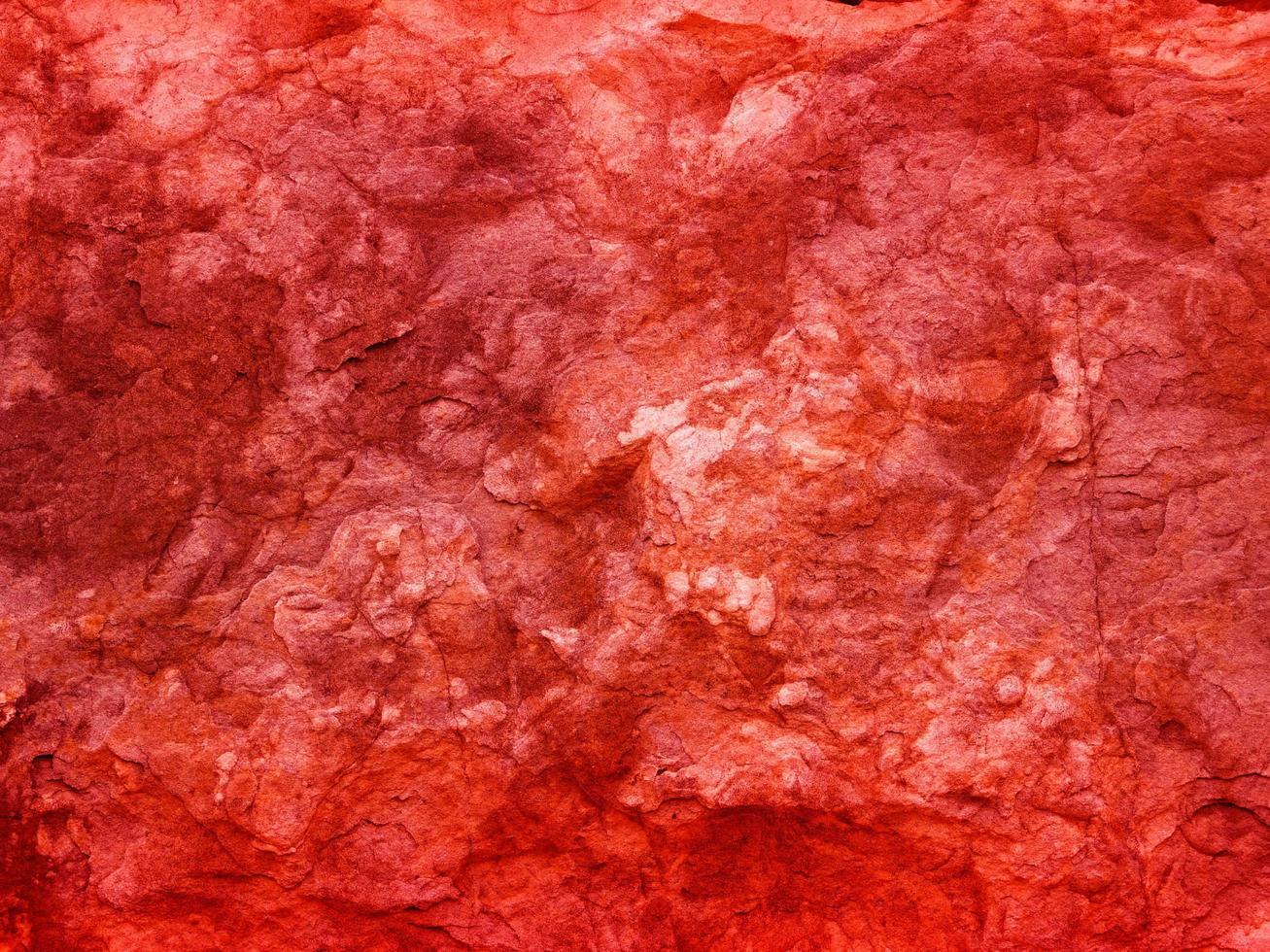 rode steen textuur foto