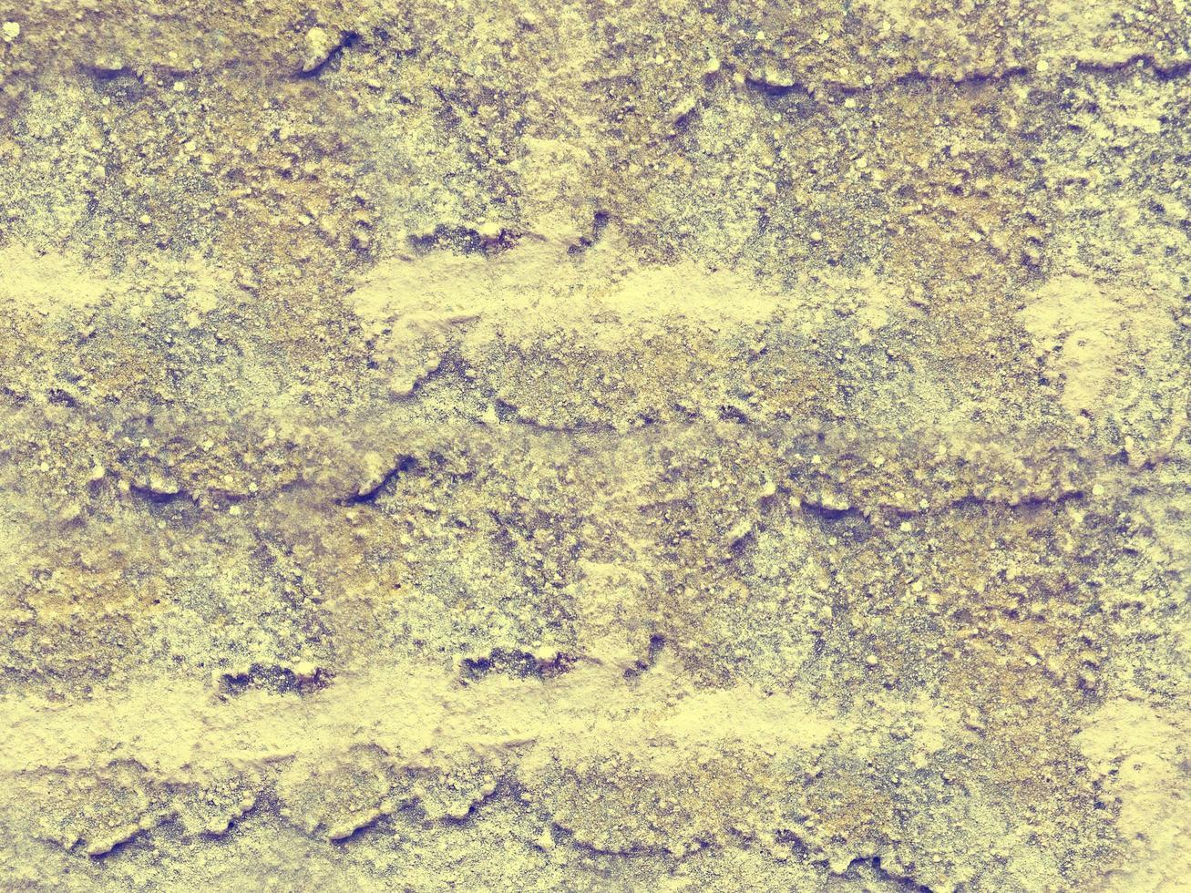 steentextuur in de tuin foto
