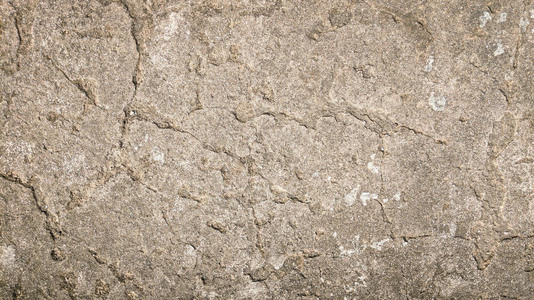 textuur achtergrond van oude betonnen muur foto