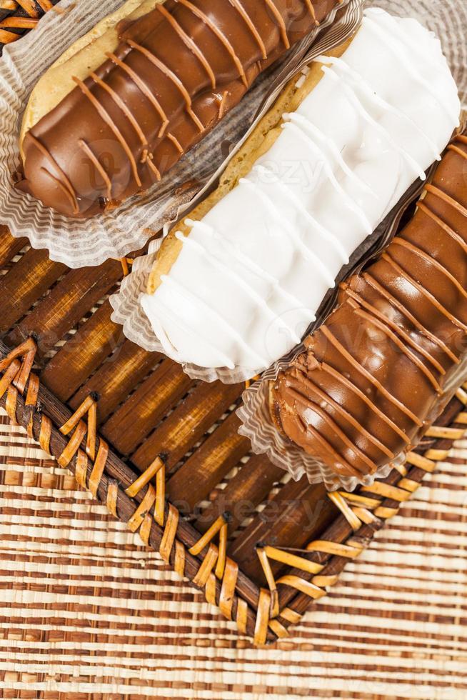 bomba de chocolate. foto