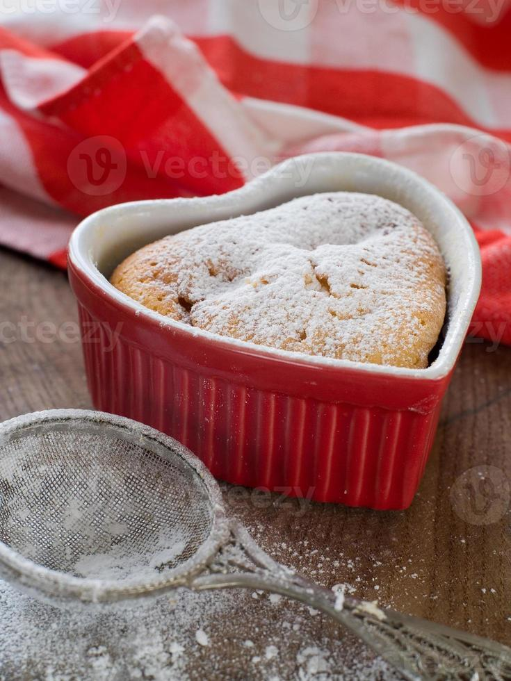 cottage cheese souffle foto