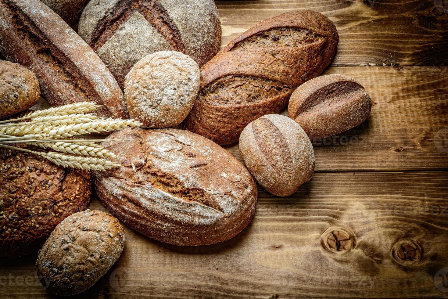 het brood foto