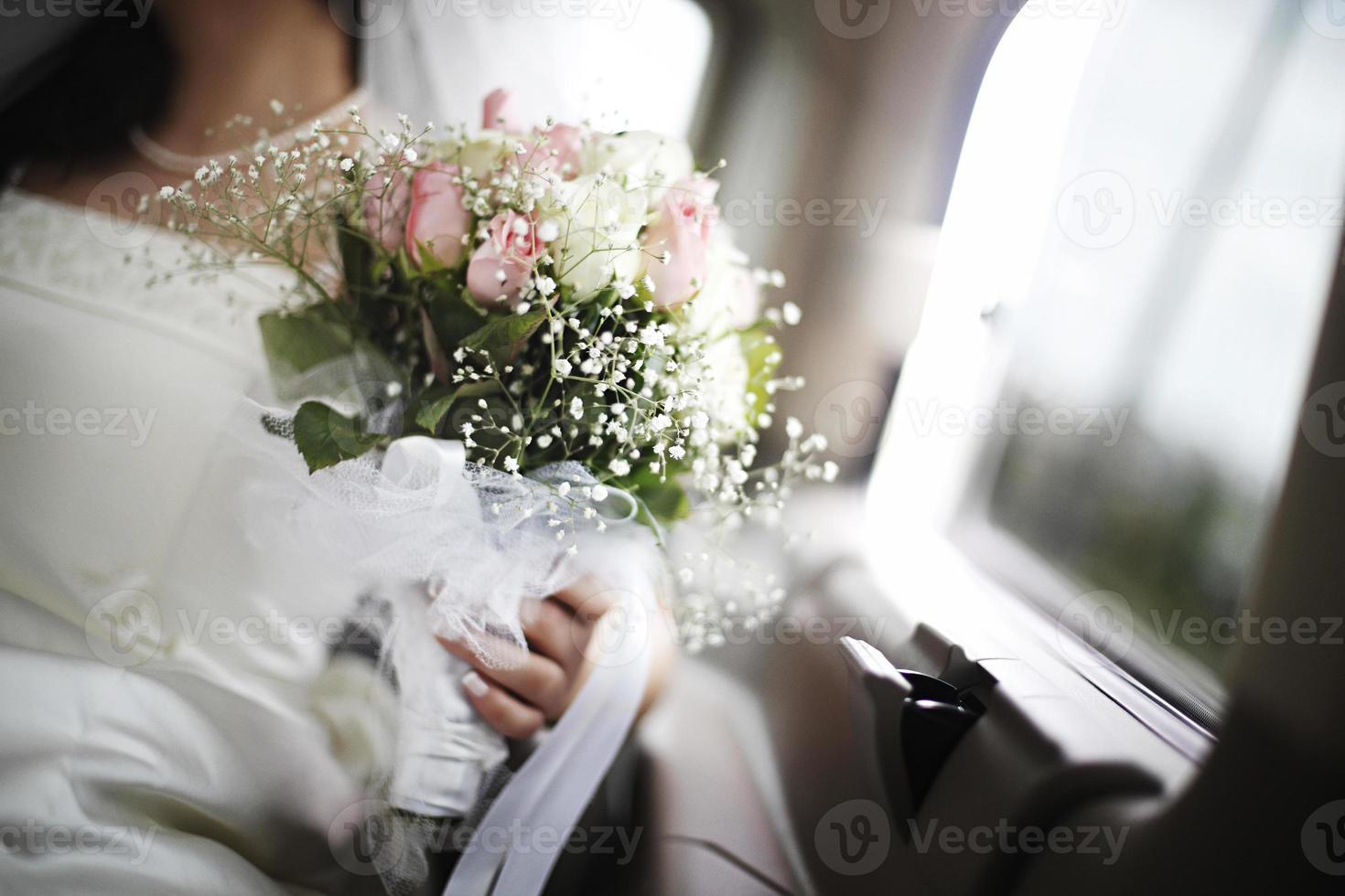 Bruidsboeket foto