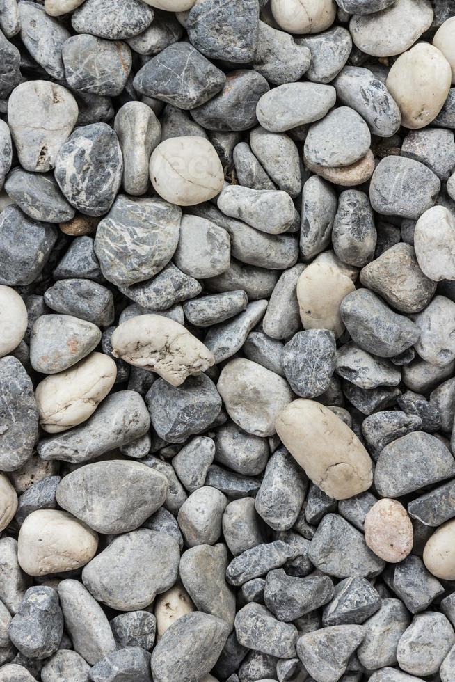 gladde rivier stenen achtergrond foto