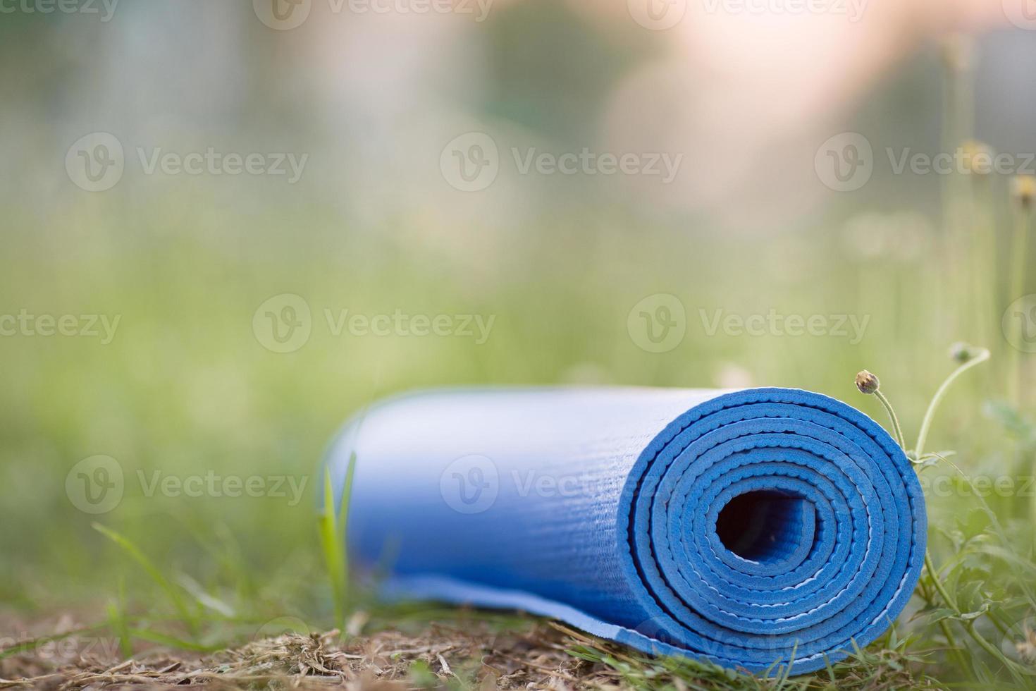 yoga mat foto