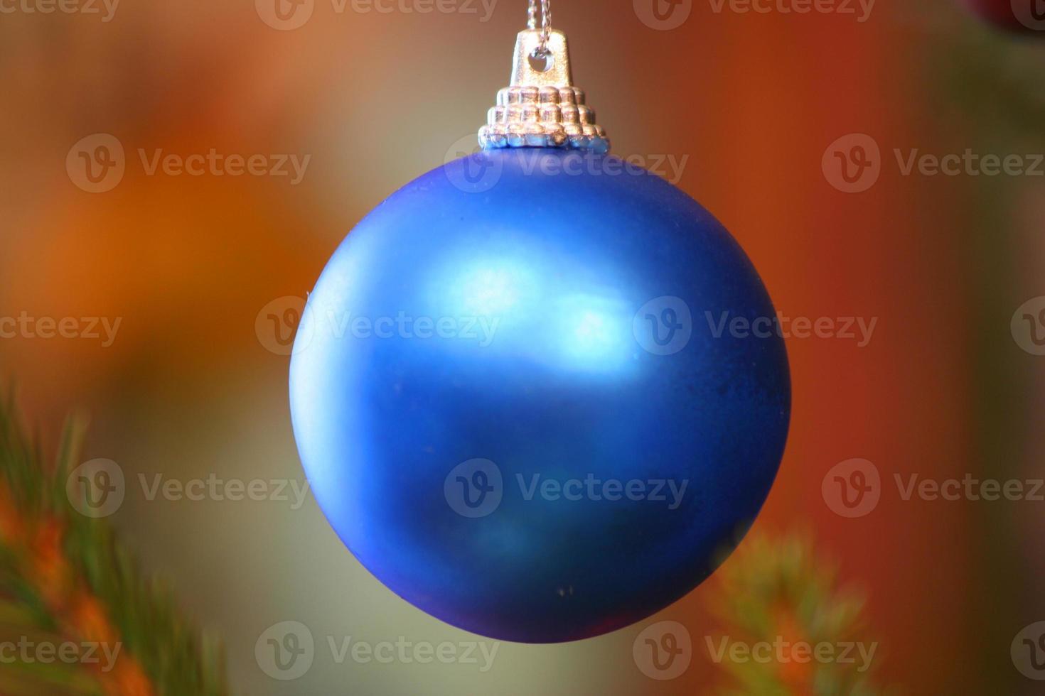 kerstboom ornament foto