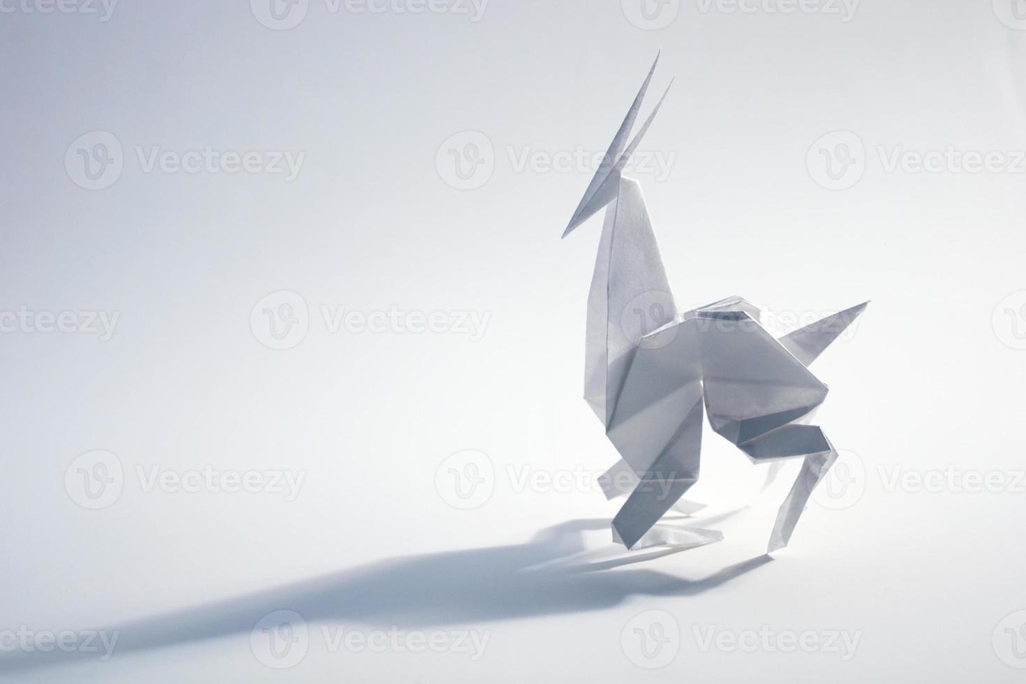 origami anteloupe foto