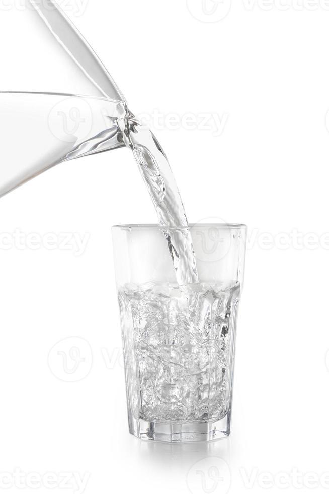 glas water foto