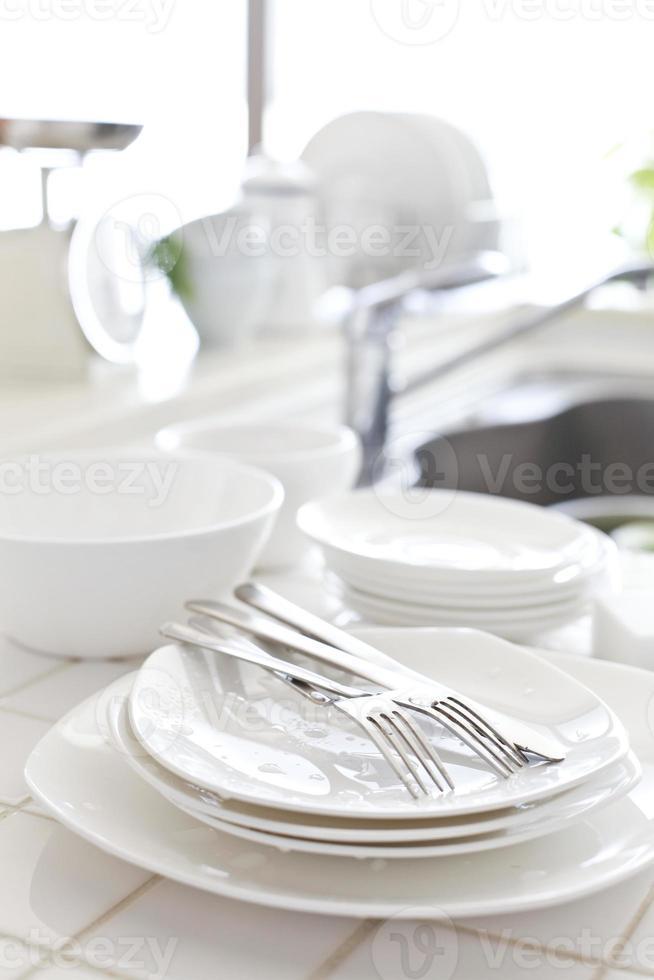 keuken achtergrond foto