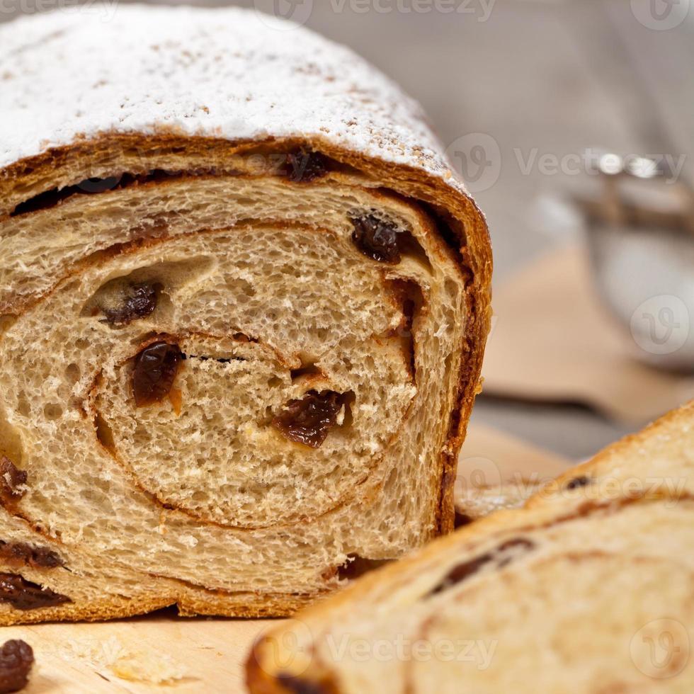 zoet brood foto
