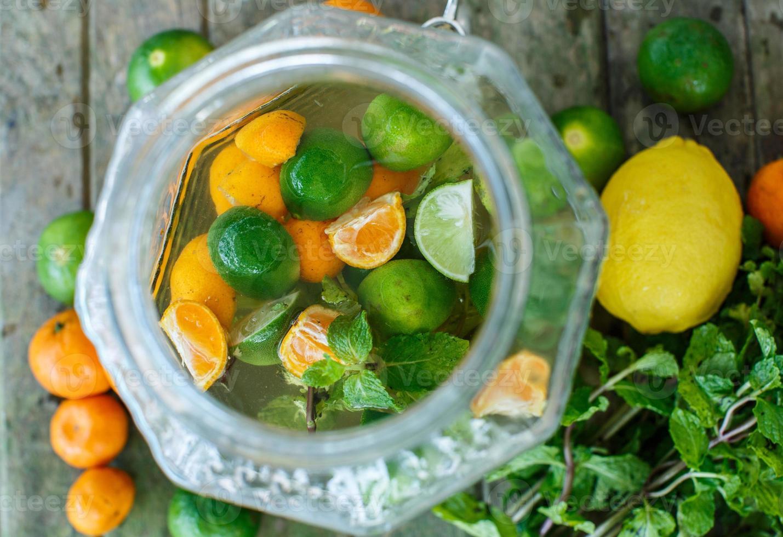 citrus limonade foto