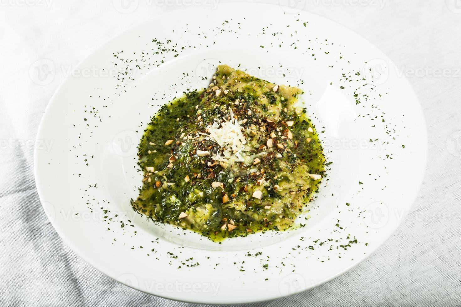 Siciliaanse ravioli foto