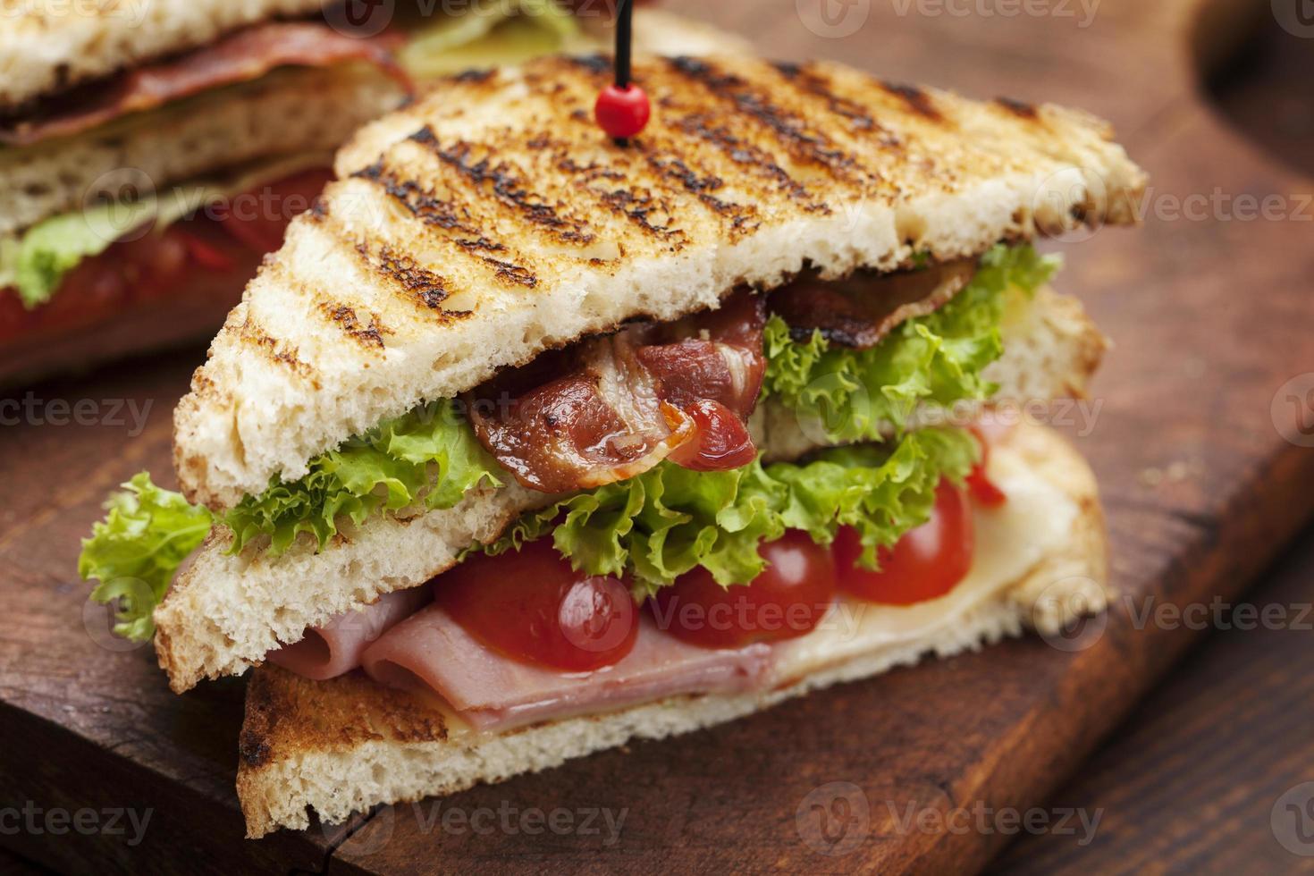 clubsandwich foto