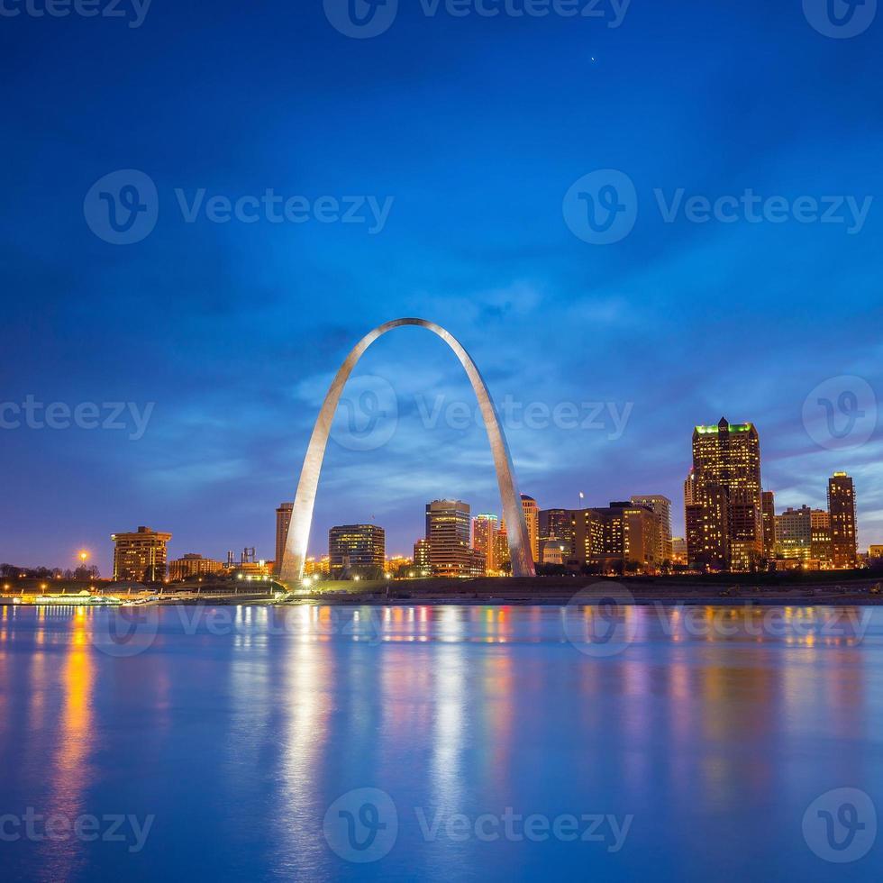 st. Louis Downtown foto