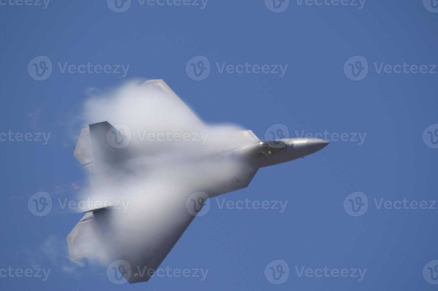 f-22 straaljager foto