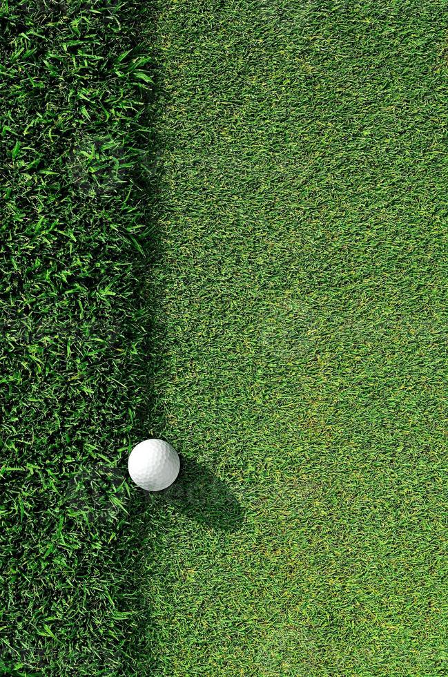 Laten we golfen foto