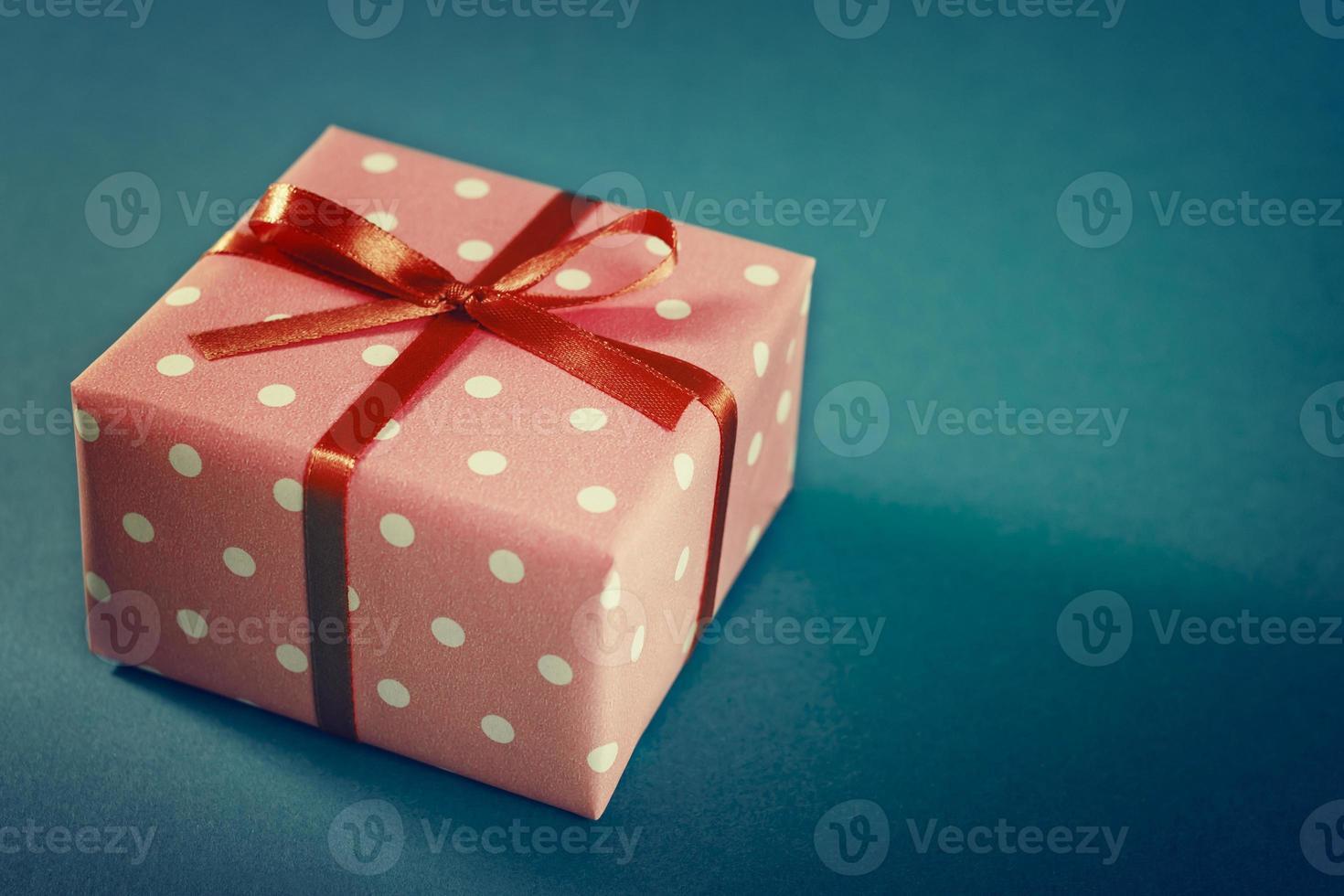 kleine handgemaakte geschenkverpakkingen foto