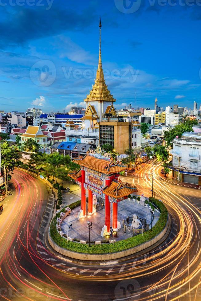 Bangkok Chinatown foto