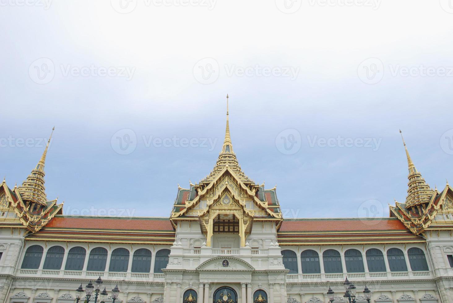 paleizen in Thailand foto
