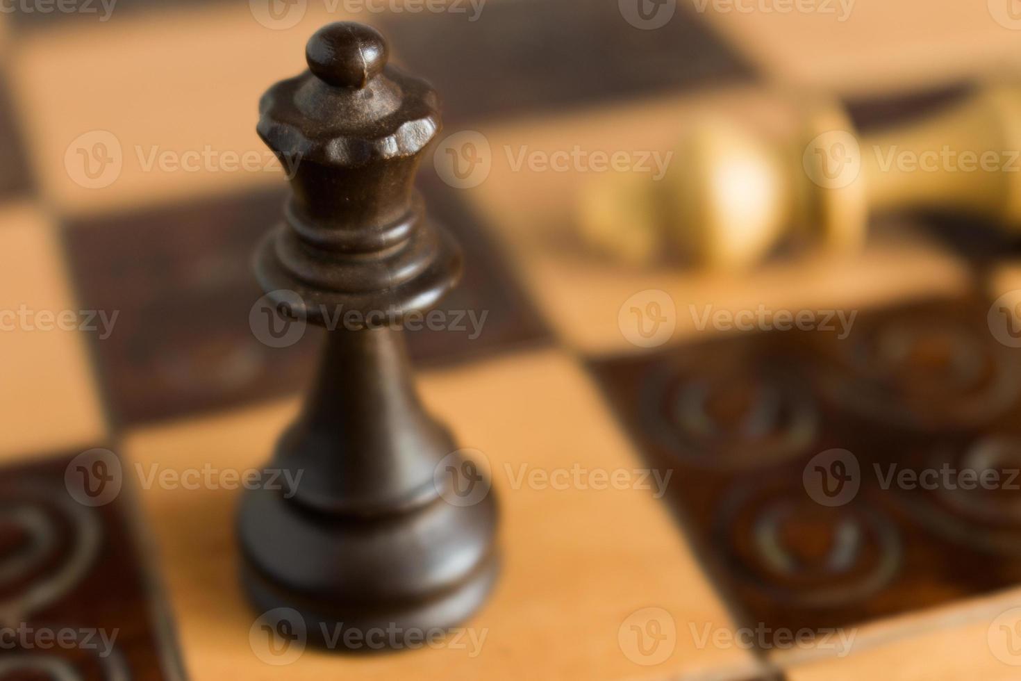 schaak foto