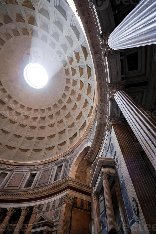 pantheon interieur foto
