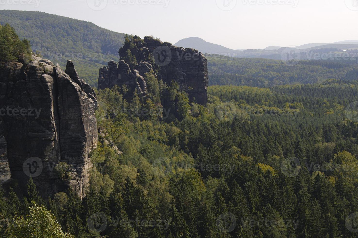 Saksen Zwitserland foto