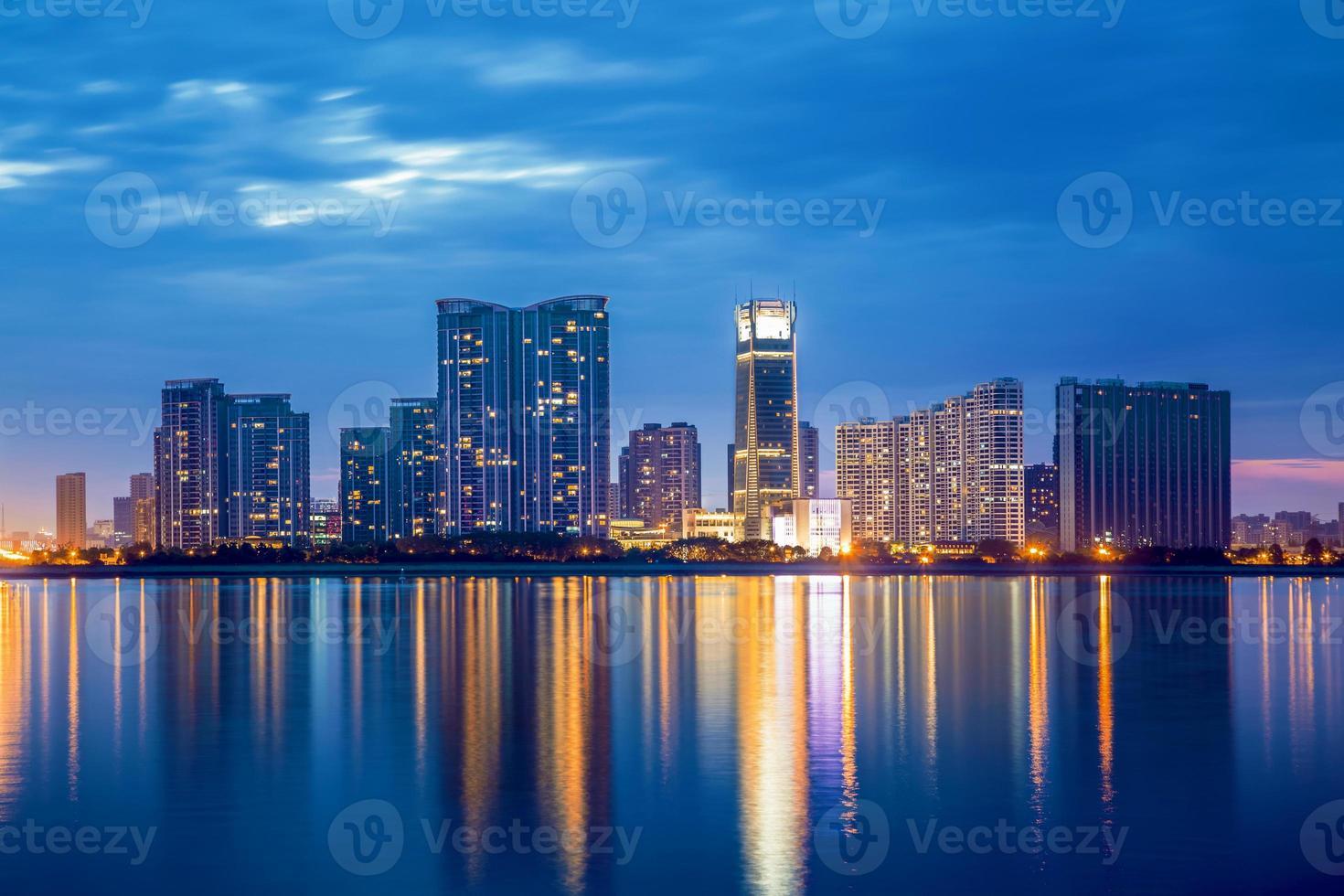 stad bouwen foto
