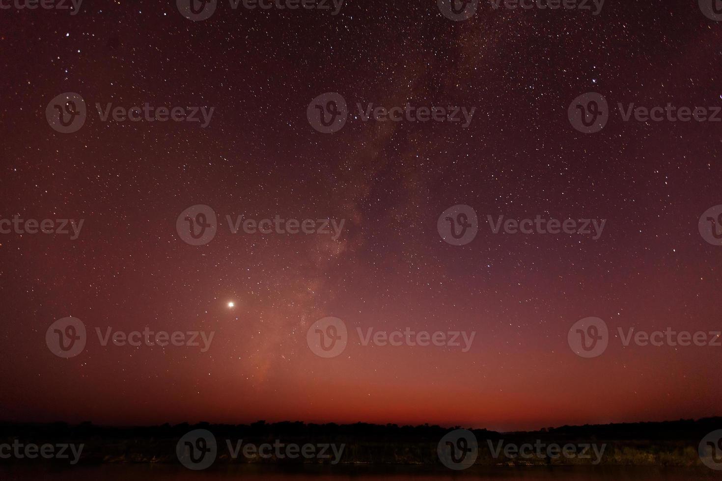 sterren hemel foto