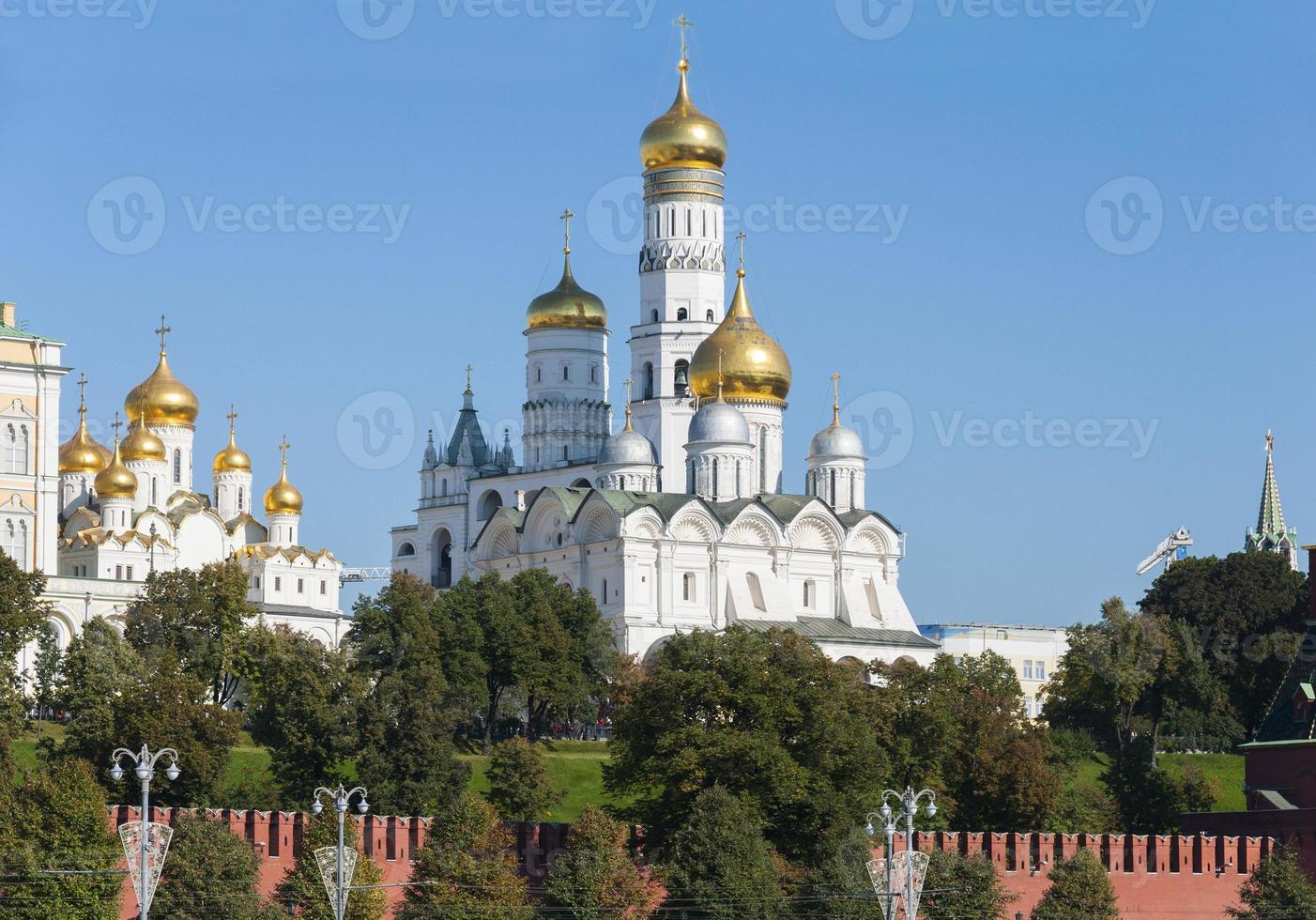 ivan de grote bel in kremlin van moskou, rusland, 1505 jaar foto