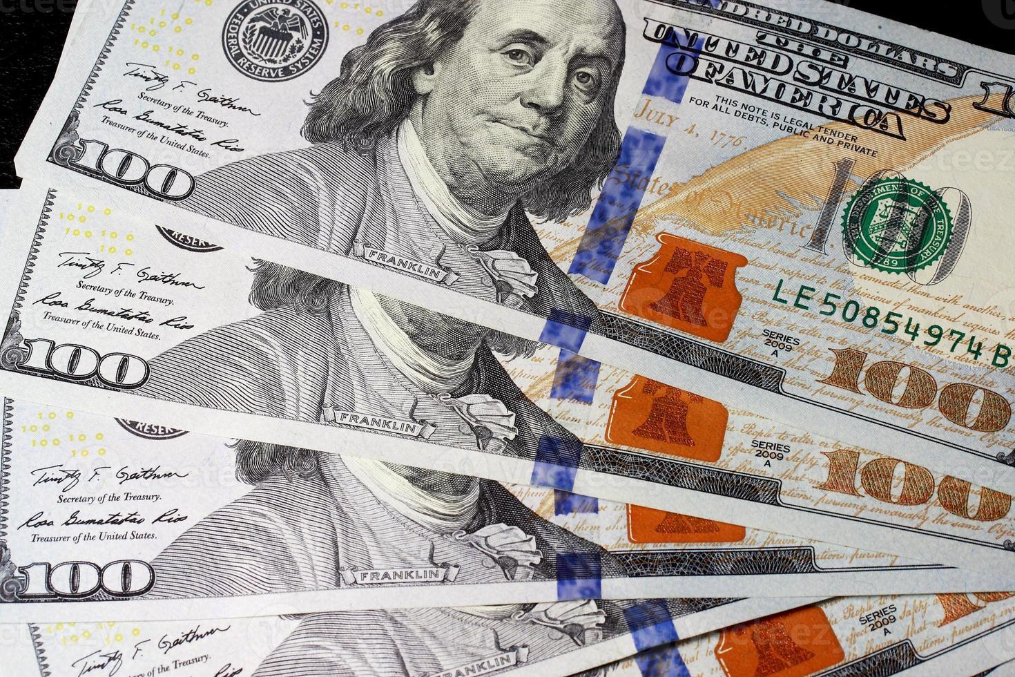 geld, dollar foto