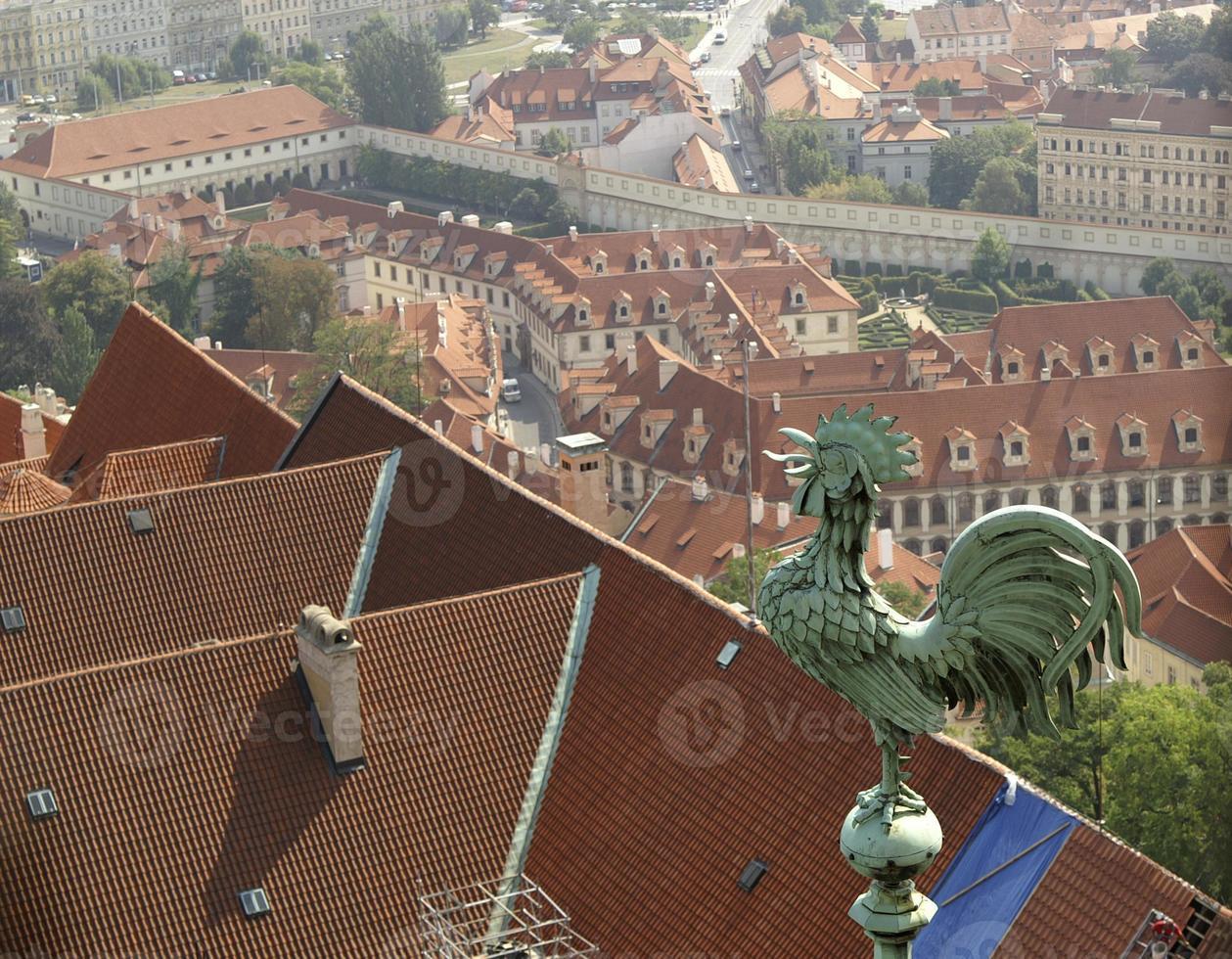 daken van Praag foto