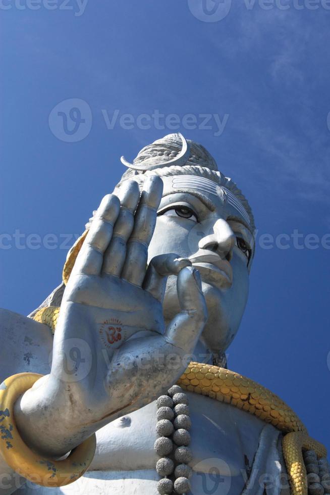 shiva standbeeld foto