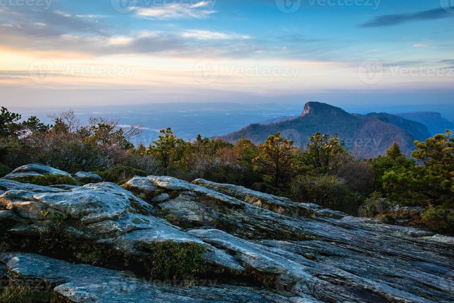 hawksbill berg foto
