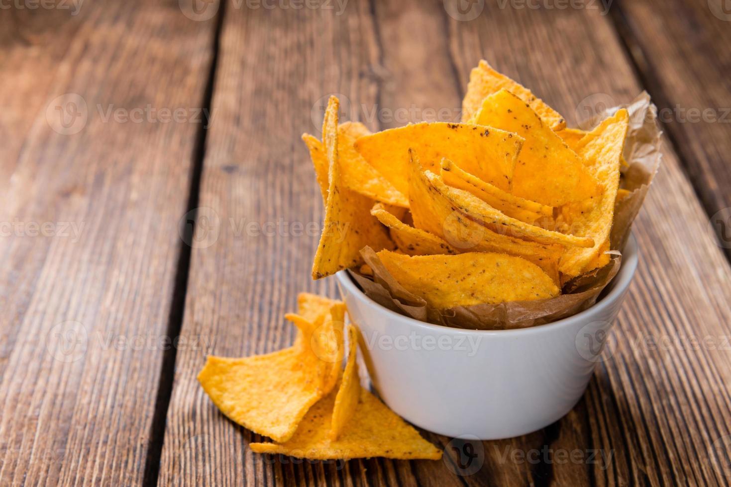 pittige nacho's foto
