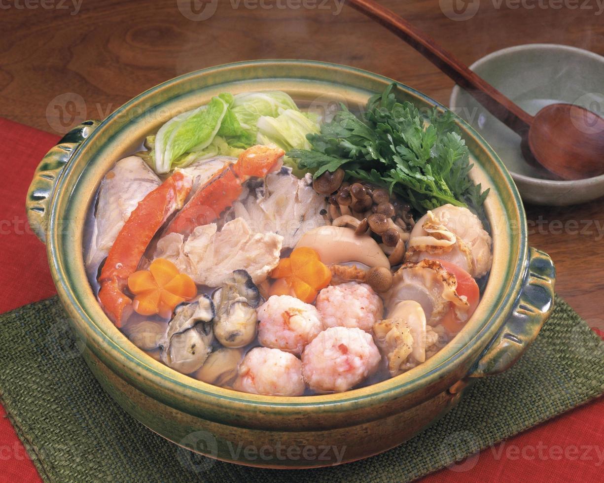 Japanse soep foto